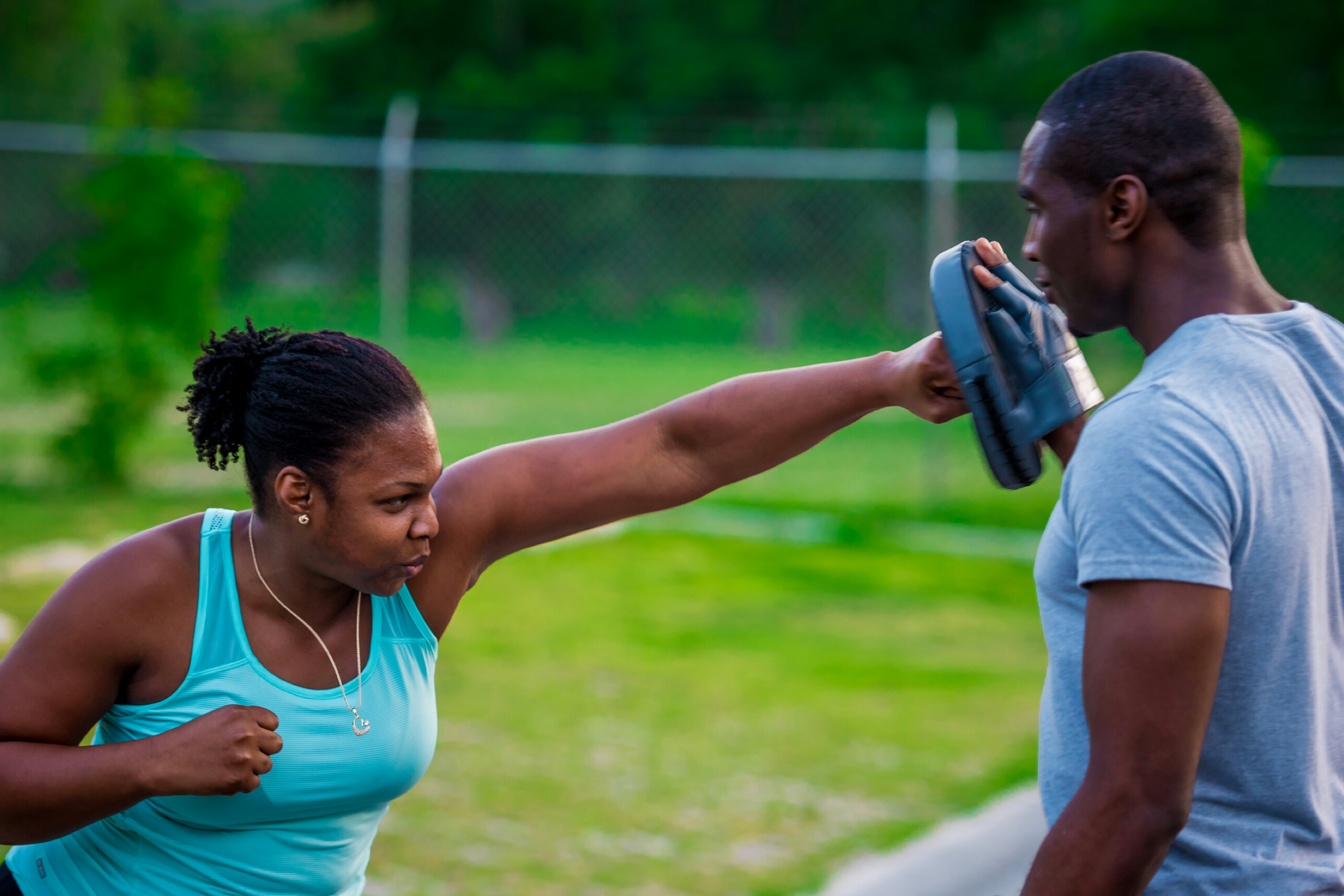 Personal Fitness Coaching - O'Shane Bryant Fitness