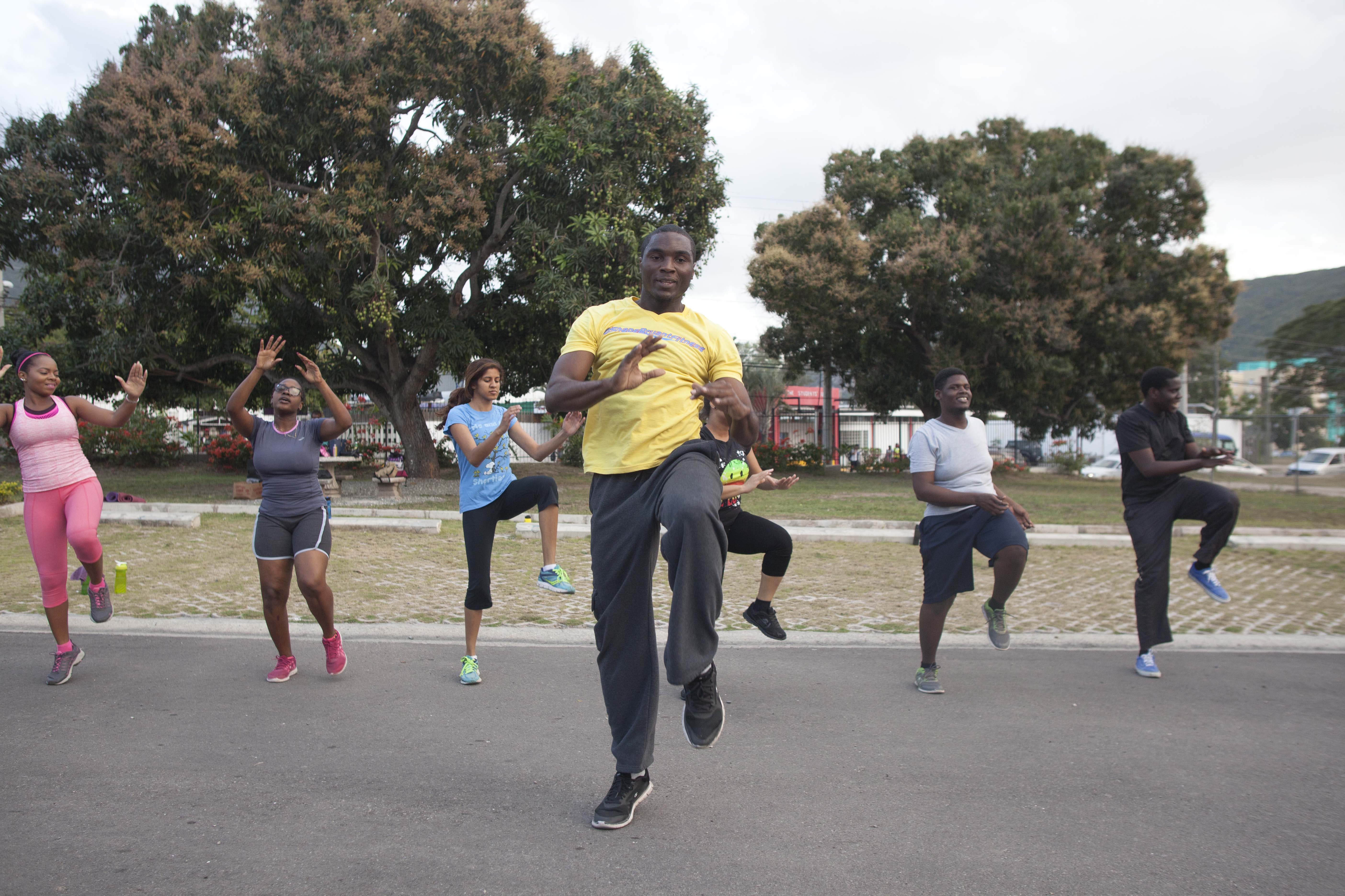 Group Personal Fitness - O'Shane Bryant Fitness